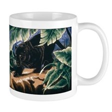 Panther Sleek Stalker Satin Mug