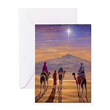 589 Three Wise Men Greeting Card