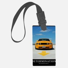 2-Determination200DPI23x35 Luggage Tag