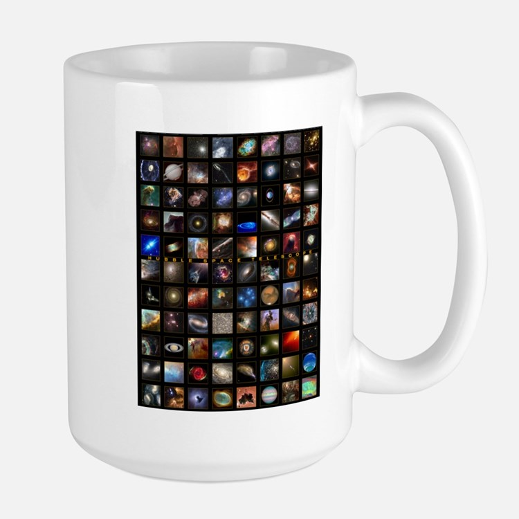 Hubble Space Telescope Mugs