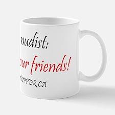 D002 - bumper_sticker Mug