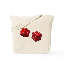 Rolling Dice Tote Bag