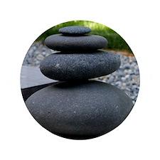 "Zen Stones 3.5"" Button"