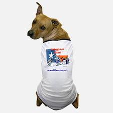 zz dillo (2) Dog T-Shirt