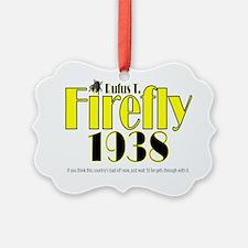 2-ART Firefly 1938 Ornament