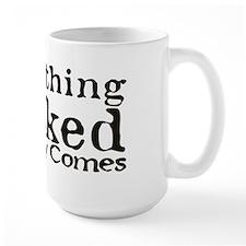 Something Wicked Mug(Black