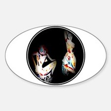 *DISCOUNTED* Lesbian Dream Oval Decal