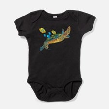 Most Popular Sea Turtle Baby Bodysuit