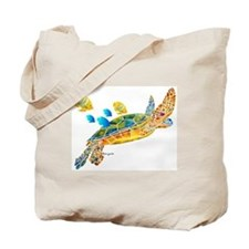 Most Popular Sea Turtle Tote Bag