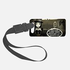 Silent Film Luggage Tag