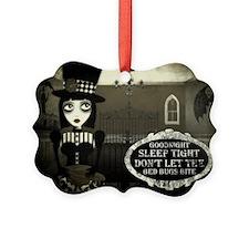 Silent Film Ornament