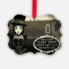 Silent Film Ornament