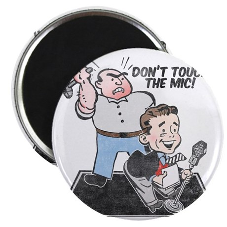 dont-touch-distressed Magnet