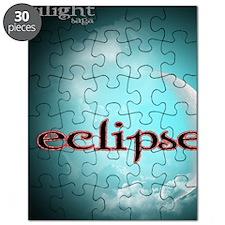 Eclipse Movie LiteBlue Glow Moon 2 Puzzle