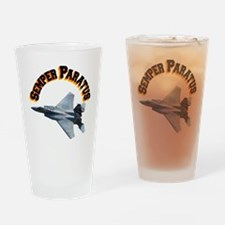 CP-T LIGHT f15 Semper Paratus Drinking Glass