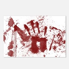 handprint Postcards (Package of 8)