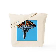 cp-mouse f15 aim high Tote Bag