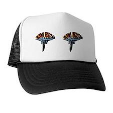 cp-drink F15 AIM HIGH Trucker Hat