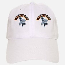 CP-DRINK F15 INTO THE BLUE Baseball Baseball Cap