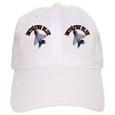 CP-DRINK F15 INTO THE BLUE Baseball Cap