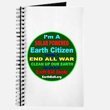 SOLAR POWERED - Earth Citizen Journal