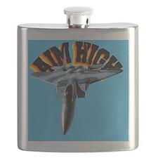 CP-JOURNAL F15 AIM HIGH Flask