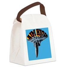 CP-JOURNAL F15 AIM HIGH Canvas Lunch Bag