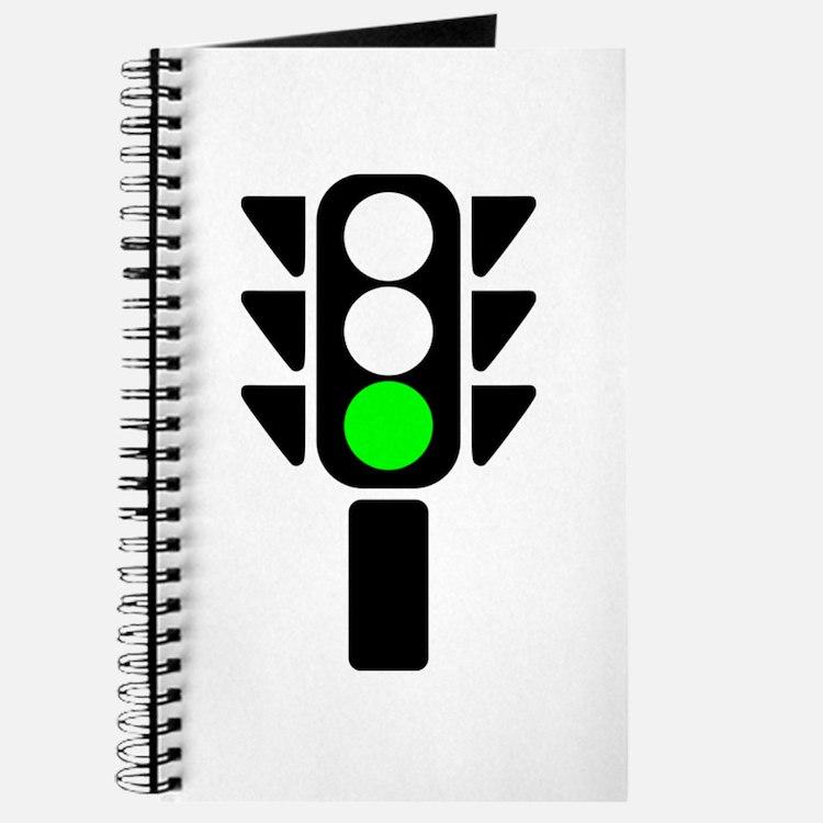 Green Light Stoplight Journal