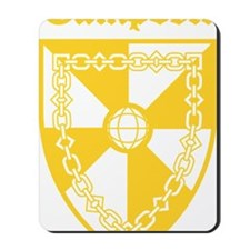 Arms of the IFCCS Mousepad