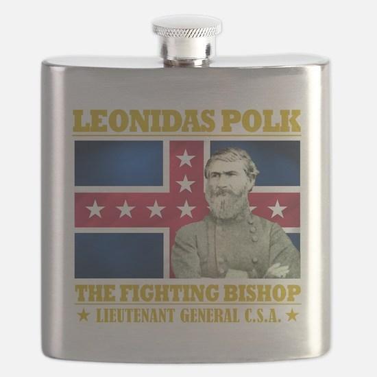 The Fighting Bishop Flask