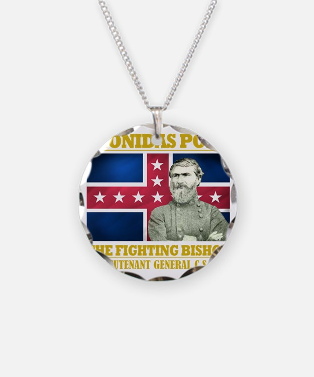 The Fighting Bishop Necklace