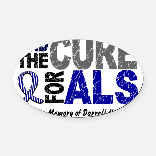 Als Awareness Car Magnets CafePress - Custom awareness car magnet
