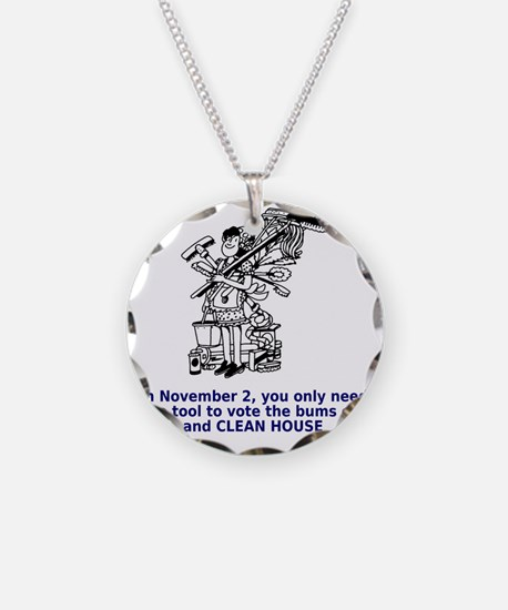 clean-house Necklace