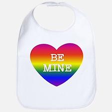 BE MINE Bib
