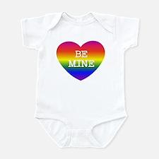 BE MINE Infant Bodysuit