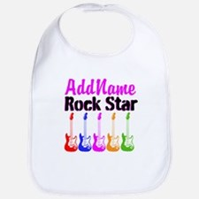 ROCK STAR Bib