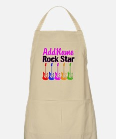 ROCK STAR Apron