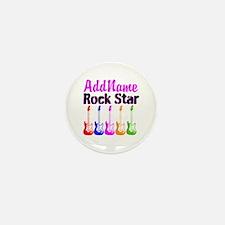ROCK STAR Mini Button (100 pack)