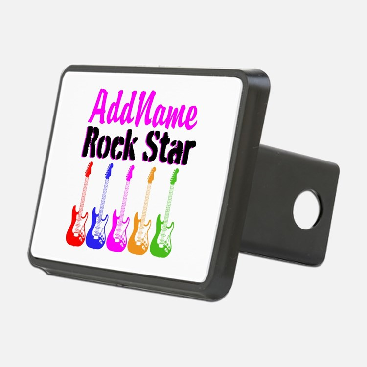ROCK STAR Hitch Cover