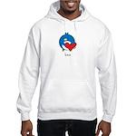 Pengy Love Hooded Sweatshirt