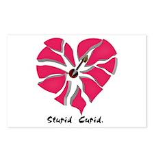 Stupid Cupid Postcards (Package of 8)