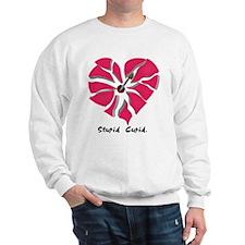 Stupid Cupid Sweatshirt