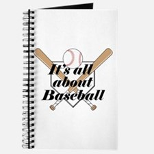 Its all about Baseball Journal