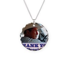 Bush-Thank-You-American Necklace
