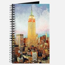 NYC Picture Empire State Building Journal