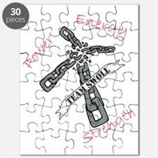 TEAM SWOLL CROSS FOR BLACK SHIRTS2 Puzzle