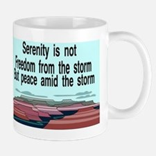 2-serenity in blue Mug