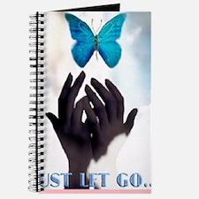 JUST LET GO Journal