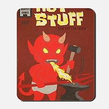 HOT STUFF COVER Mousepad