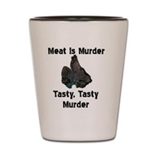 Meat is Shot Glass